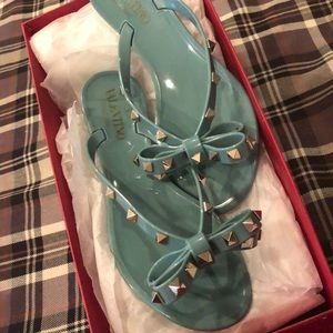 Valentino Garavani Shoes - Valentino rockstud women sandals